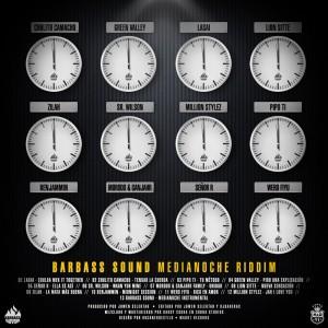 Deltantera: Barbass Sound - Medianoche Riddim