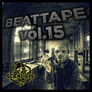 Deltantera: Beat scientist - Beattape Vol. 15 (Instrumentales)