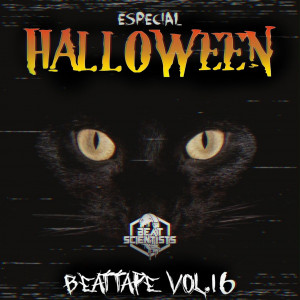 Deltantera: Beat scientist - Beattape Vol. 16 - Halloween (Instrumentales)
