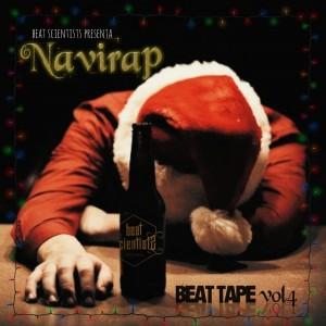 Deltantera: Beat scientist - Beattape Vol. 4 - Navirap (Instrumentales)