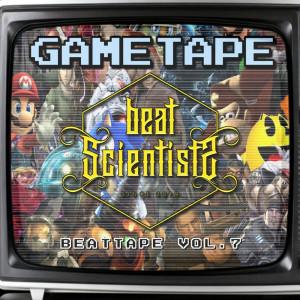 Deltantera: Beat scientist - Beattape Vol. 7 - Game tape (Instrumentales)