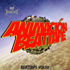 Deltantera: Beat scientist - Beattape Vol.10 - Animación beat tape (Instrumentales)