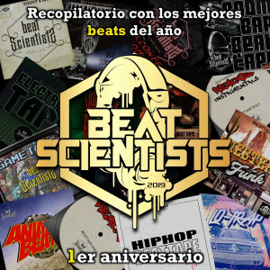 Deltantera: Beat scientist - Recopilatorio 1er aniversario BeatScientist (Instrumentales)