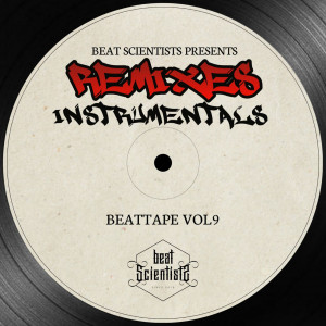 Deltantera: Beat scientist - Tape Remixes (Vol. 9) Part 2 (Instrumentales)