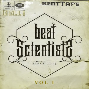 Deltantera: Beat scientists - Beattape Vol. 1 (Instrumentales)
