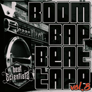 Deltantera: Beat scientists - Beattape Vol.8 - Boom Bap Beattape (Instrumentales)