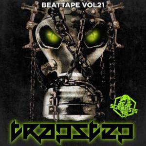 Deltantera: Beatscientist - Beattape Vol 21 - Trapstep (Instrumentales)