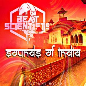 Deltantera: Beatscientist - Beattape Vol 22 - Sounds of India (Instrumentales)