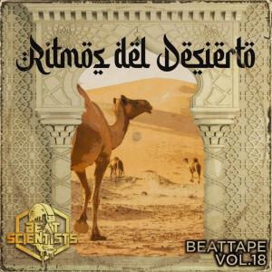 Deltantera: Beatscientist - Beattape Vol. 18 - Ritmos del desierto (Instrumentales)