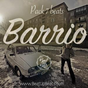 Deltantera: Beatupbeats - Barrio (Instrumentales)