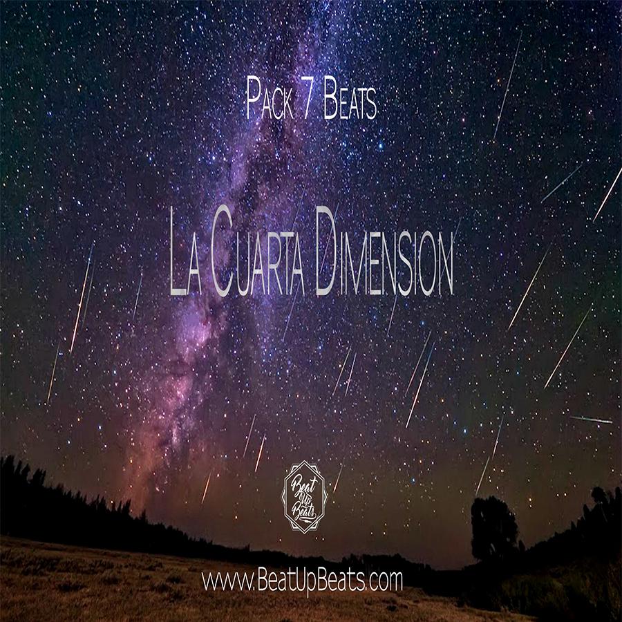 Beatupbeats - La cuarta dimension (Instrumentales) » Álbum Hip Hop ...