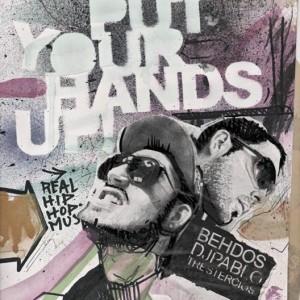 Deltantera: Behdos y Dj pablo - Put your hands up!