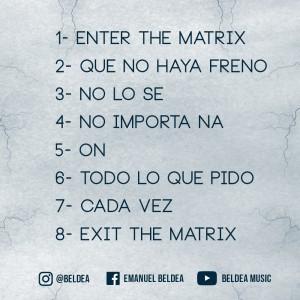 Trasera: Beldea - Exit the matrix
