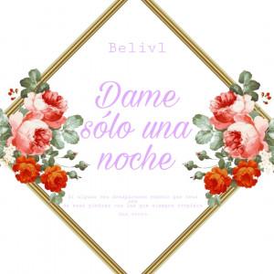 Deltantera: Belivl - Dame solo una noche (Instrumentales)