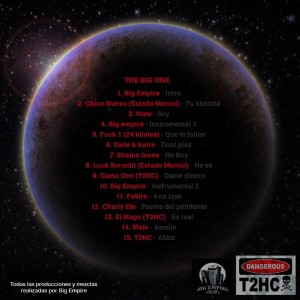 Trasera: Big Empire - The Big 1