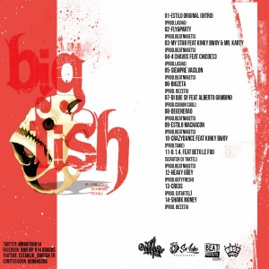 Trasera: Big Fish - 1-A