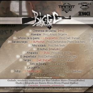 Trasera: Bigg G - Miserable