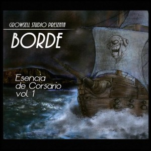 Deltantera: Borde - Esencia de corsario Vol. 1 (Instrumentales)