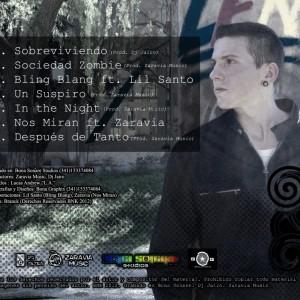 Trasera: Branck - Sobreviviendo