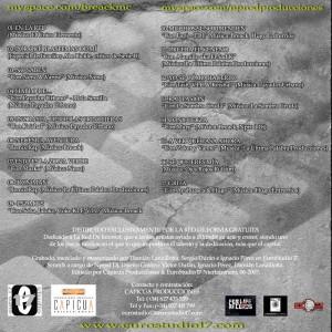 Trasera: Breack y Nprod Dj - En la red