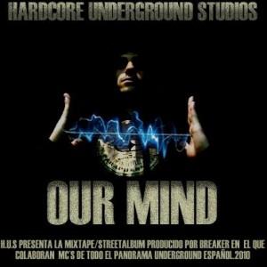 Deltantera: Breaker - Our mind