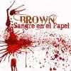 Brown - Sangre en el papel