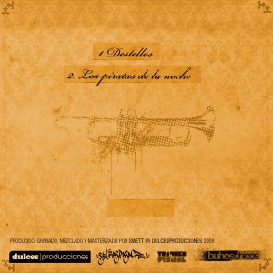 Trasera: Buhoschicos - Destellos