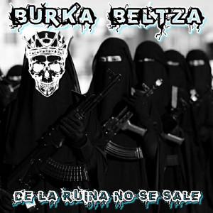 Deltantera: Burka beltza - De la ruina, no se sale