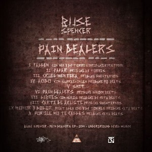 Trasera: Buse Spencer - Pain dealers