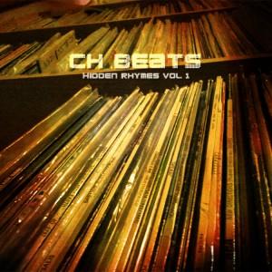 Deltantera: CH beats - Hidden rhymes Vol. 1 (Instrumentales)