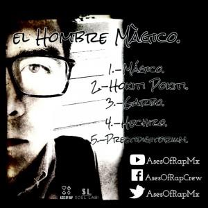 Trasera: CRV - El hombre mágico (Instrumentales)