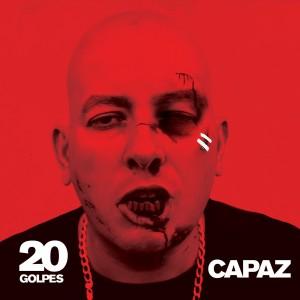 Capaz - 20 Golpes (Ficha del disco)