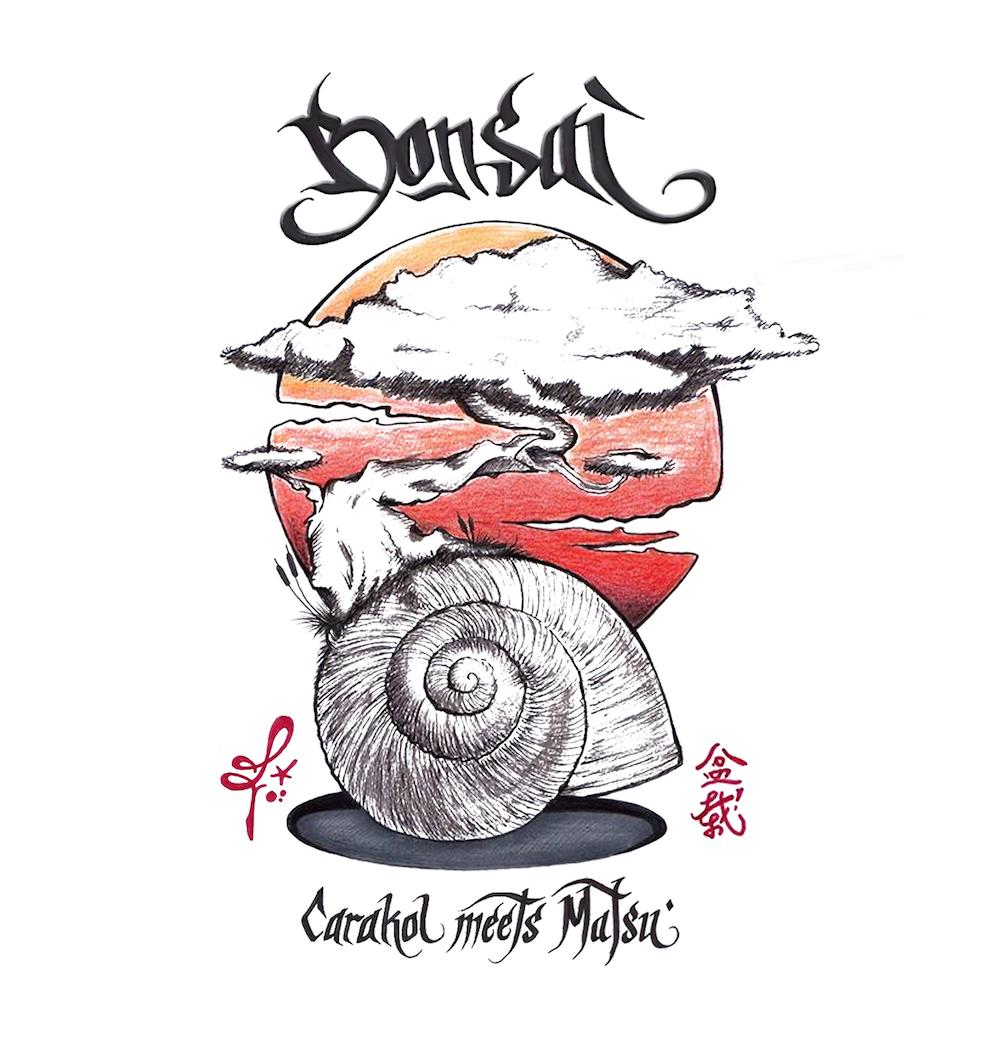 Carakol y Matsu - Bonsai (Escucha el disco)