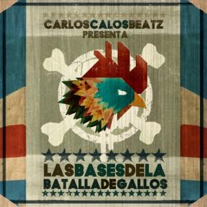 Deltantera: Carlos Calos beatz - Las bases de la batalla de gallos (Instrumentales)