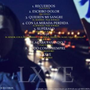 Trasera: Chase - LXVE