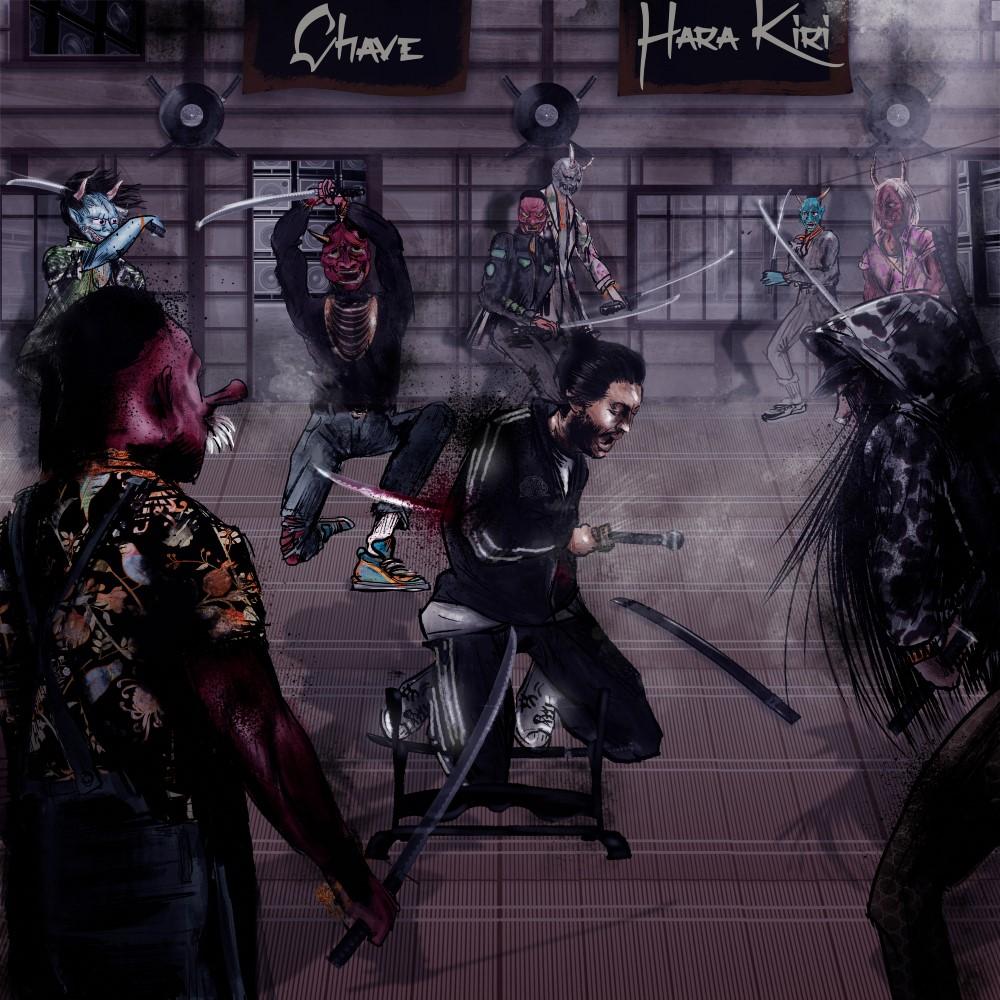 Chave - Harakiri (Ficha del disco)