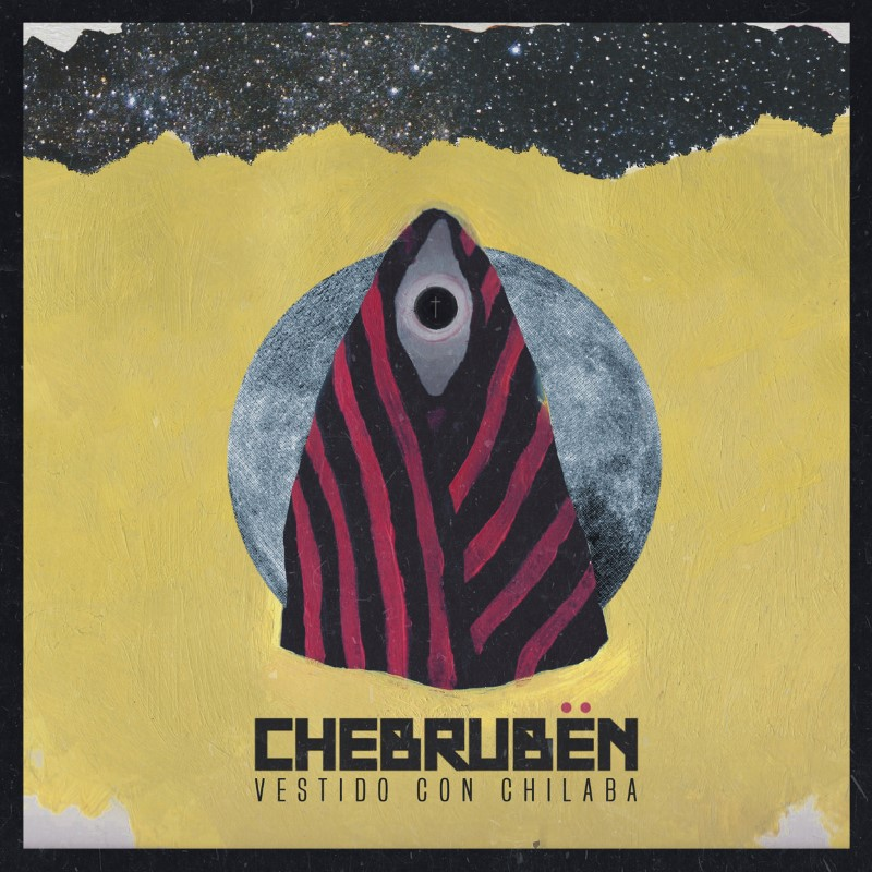 Cheb Rubën - Vestido con chilaba (Ficha del disco)