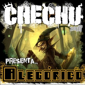 Deltantera: Chechu - Alegorico