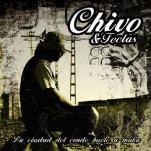 Deltantera: Chivo y Teclas - La ciudad del conde huele a maka