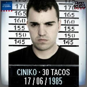 Deltantera: Ciniko - 30 Tacos
