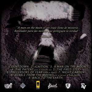 Trasera: Ckone - A man on the moon
