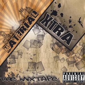 Deltantera: Ckone - Material xtra (The mixtape)
