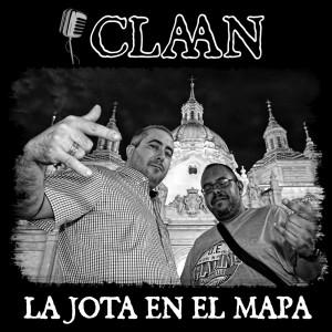Deltantera: Claan - La jota en el mapa