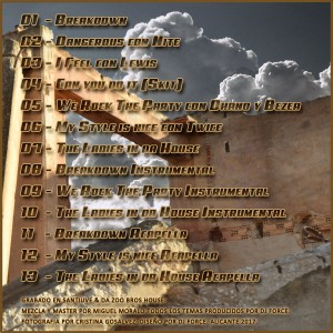 Trasera: Cleo Pathfinder y Dj Force - Breakdown