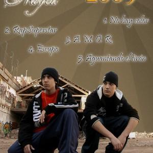 Deltantera: Cloud y Nayck - Promo 2009
