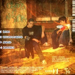 Trasera: Cloud y Nayck - Rap Odisea