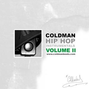 Deltantera: Coldman Beats - Hip Hop Instrumentals Vol. 2