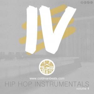 Deltantera: Coldman Beats - Hip Hop Instrumentals Vol. 4