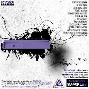 Trasera: Coldman Beats - Resampled 2 (Instrumentales)