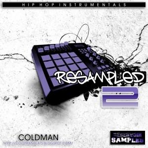 Deltantera: Coldman Beats - Resampled 2 (Instrumentales)